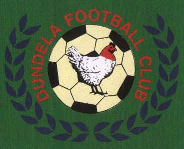 Official Crest Of Dundela Football Club